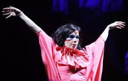 Björk está trabajando en un nuevo álbum