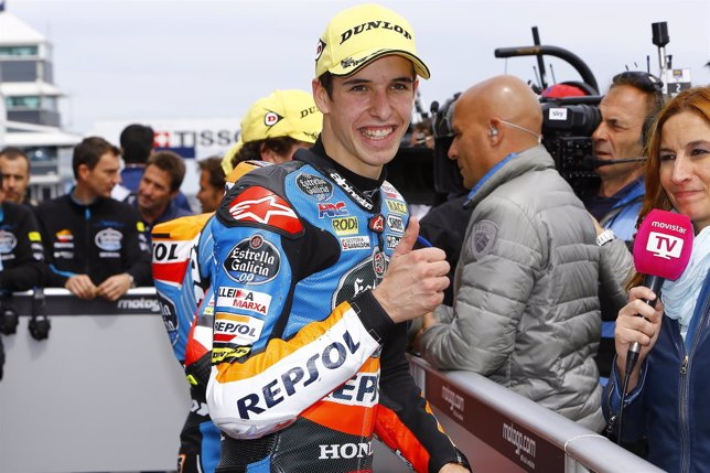 GP Australia Moto3 Àlex Márquez