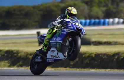 """Rossi: """"Durante la calificación cometimos errores"""""""