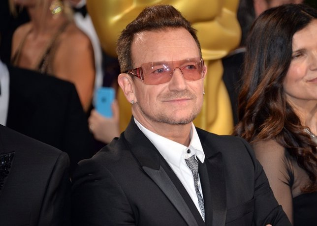 Singer Bono Of U2 Attends The Oscars Held At Hollywoo