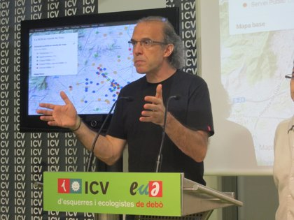 """ICV-EUiA cree que Barcelona necesita """"un plan de rescate social"""""""