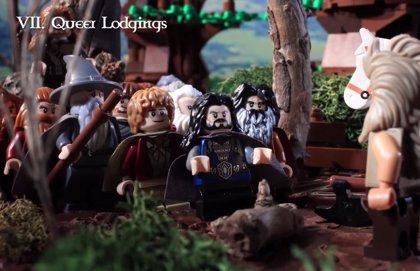El Hobbit en menos de dos minutos... y en versión LEGO
