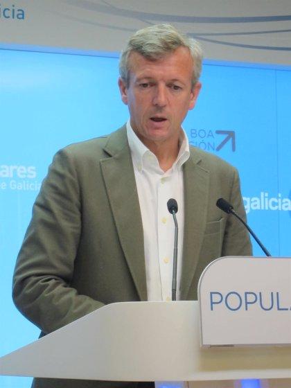 """El PP valora que la Xunta hace """"una apuesta definitiva"""" por el gasto social y la inversión"""