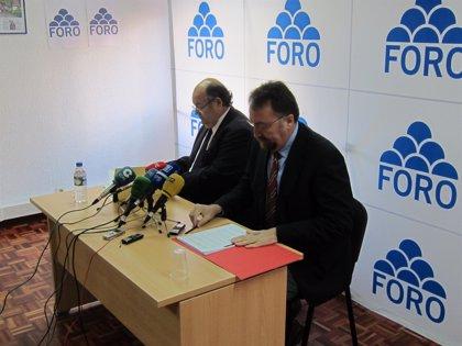 """Foro dice que el proyecto """"margina"""" y """"agrede"""" a Asturias"""