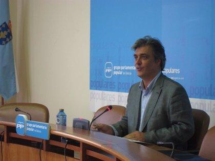 Puy coordinará la redacción del programa del PP para las municipales