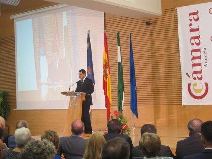 """Moreno insta a """"aprovechar las oportunidades de las reformas de Rajoy"""" para """"impulsar"""" el crecimiento"""
