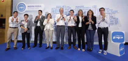 """Císcar dice que el proyecto del PP """"es tan importante para la sociedad que está por encima de personas y personalismos"""""""