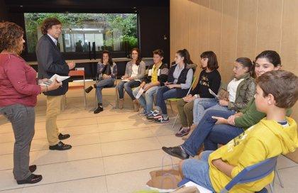 CANTABRIA.-Santander.- Comisión permanente de Consejo de Niños colabora en la organizar unas jornadas sobre derechos de la infancia