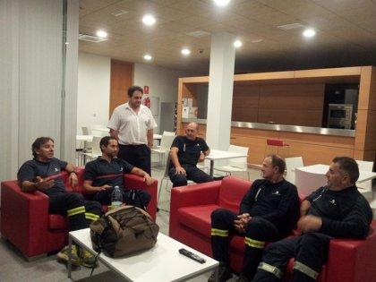 """Los mandos de Bomberos de Asturias dicen que los parámetros de seguridad están """"fuera de control"""""""