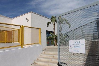 El Centro de Atención a la Infancia de Mazarrón abre sus puertas el 3 de noviembre