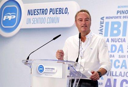 """Fabra pide """"compromiso y unidad"""" para centrarse """"en aquello que realmente preocupa a los ciudadanos"""""""