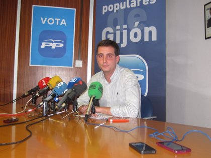 """""""Hoy es el día del cambio, de la ilusión y la regeneración"""", dice David González Medina (PP)"""