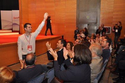 """Tudanca aspira a """"integrar"""" el partido y lograr que sea """"más abierto, democrático y transparente"""""""