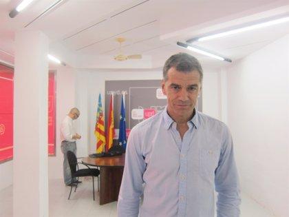 """Toni Cantó agradece el apoyo y dice que trabajará en la campaña para sacar a la Comunitat del """"agujero"""" creado por el PP"""