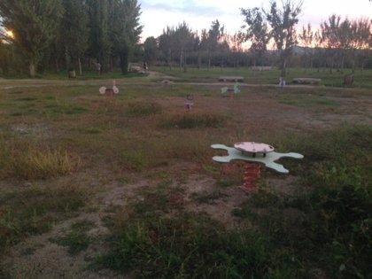El PSOE en Fraga reclama mejorar el Parque Inundable del Cinca