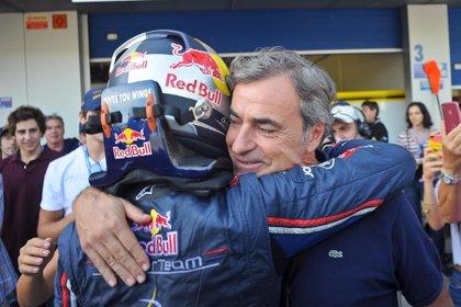 """Carlos Sainz Jr: """"En diciembre me dijeron que tenía que ganar sí o sí, y hoy me parece impensable"""""""