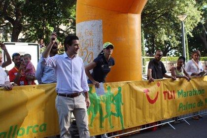 La TUI Marathon celebra la carrera infantil Kids Run con más de 2.000 niños