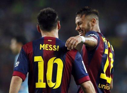 El Barça tumba la resistencia del Eibar