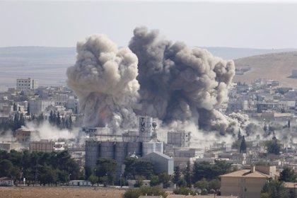 EEUU entrega por vía aérea armas, municiones y medicamentos en Kobani