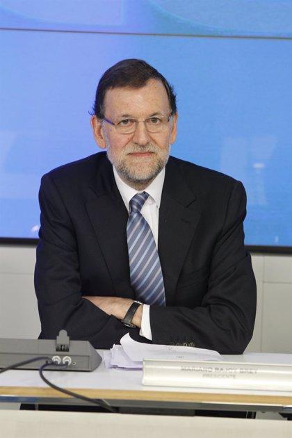 Rajoy reúne al Comité Ejecutivo en pleno debate sobre Rato por las 'tarjetas B'