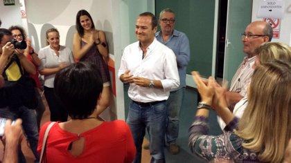 Augusto Hidalgo gana las primarias socialistas para concurrir como candidato a la Alcaldía de Las Palmas de Gran Canaria