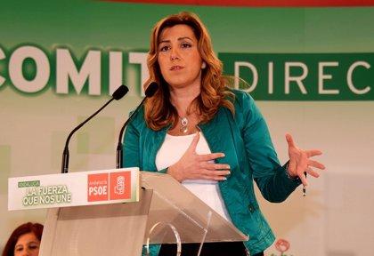 """Díaz: """"Apoyo a Sánchez todos los días, pero diré lo que no comparta"""""""