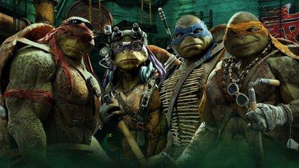 Las 'Ninja Turtles' destronan a 'Torrente 5' en taquilla