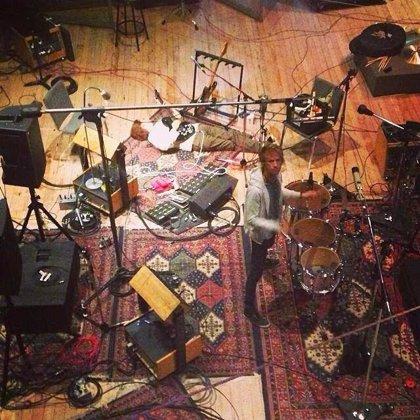 Muse acaban la primera fase de grabación de su nuevo álbum