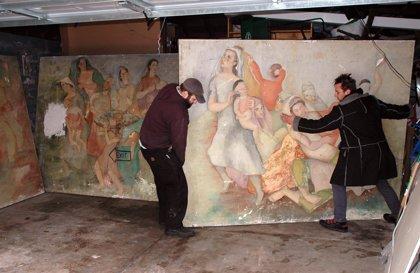 El Año Quintanilla aborda la vinculación del pintor con Bruno Alonso