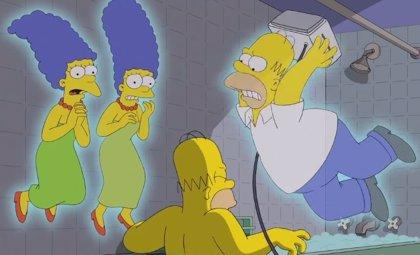 Treehouse of Horror XXV: Los Simpson y sus antepasados en Halloween