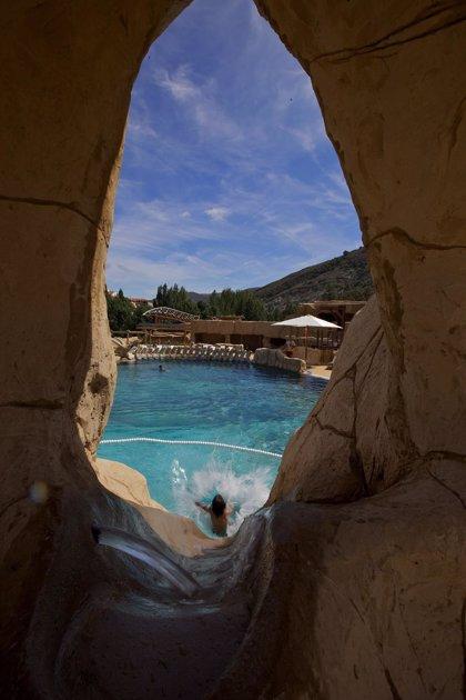 'El Barranco Perdido' consolida su posición como recurso turístico de la región con 28.000 visitantes