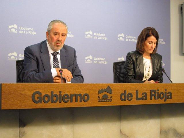 Nieto y Garrido analizan receta electrónica