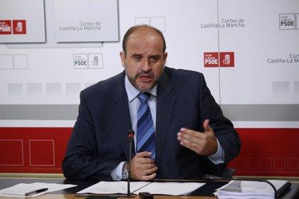 PSOE enmienda a la totalidad los presupuestos de C-LM