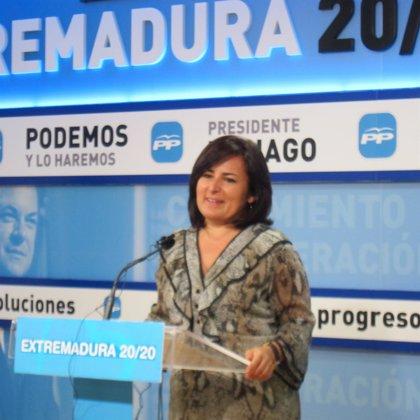 """El PP dice que no le """"sorprende"""" la enmienda a la totalidad del PSOE y critica que está en el """"no por el no"""""""