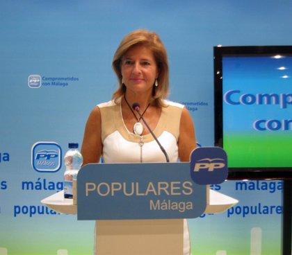 Oña elige el Parlamento y dejará la Alcaldía de Fuengirola