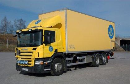 La división de servicios de Scania eleva un 11% sus ingresos trimestrales
