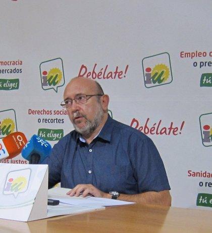 """IU dice que Andalucía no se niega a colaborar con las bases de Rota y Morón, pero exige """"información exhaustiva"""""""