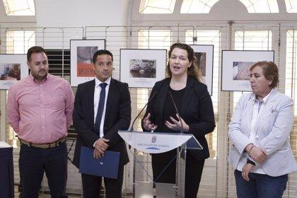 Diputación de Almería y Clece mostrarán 'Las señales del tiempo'