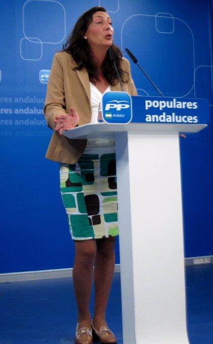 """PP-A pide a Cortés que deje el """"enfrentamiento"""", negocie con la Sareb y publique el listado de VPO """"que tiene libres"""""""