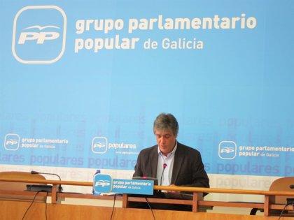 El PP destaca la subida del presupuesto de la Xunta para 2015 mientas se reduce el déficit y cae el coste de la deuda