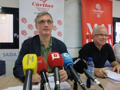 Cáritas pide fijar indicadores sociales sobre la salida de la crisis