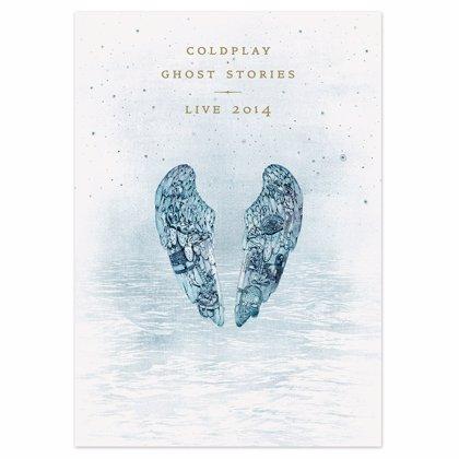 Coldplay lanzarán en noviembre el directo 'Ghost Stories Live'