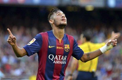 """Neymar: """"Me siento como en casa, estoy más feliz"""""""