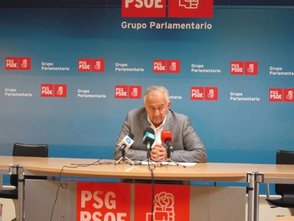 """El PSdeG anuncia una enmienda a la totalidad a las cuentas de la Xunta, con las que """"Galicia no va a salir de la crisis"""""""
