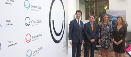 Una sonrisa, la nueva imagen turística de la Región de Murcia