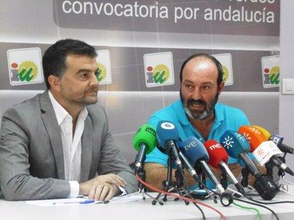 """Jiménez (IU) anuncia el calendario de primarias abiertas con el objetivo de """"ganar"""" el Ayuntamiento"""