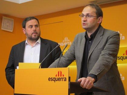 Junqueras y Herrera se reúnen para buscar una posición conjunta sobre el 9N