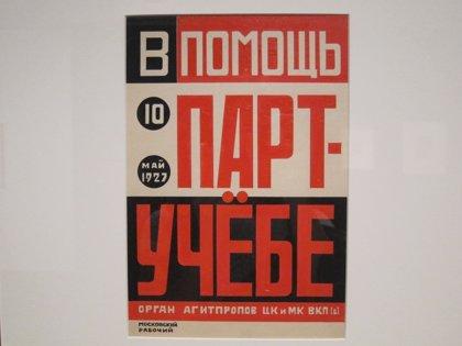 La Pedrera rescata el legado de El Lissitzky a través de casi 140 piezas