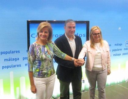 Esperanza Oña (PP) dejará la Alcaldía de Fuengirola y continuará en el Parlamento andaluz