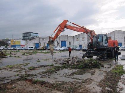 La finalización del paseo marítimo de Castilla-Hermida se retrasa a enero